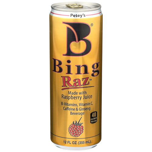 Bing Z Kombucha – Bing Beverage